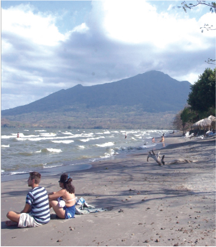 The Hotel Is Located 24 Km From Moyogalpa Main Port On Island Of Ometepe And 14 New San Jose Del Sur